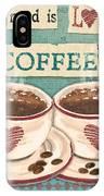 Coffee Love-jp3593 IPhone Case
