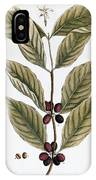 Coffee Plant, 1735 IPhone Case