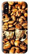 Coffee Shop Companions  IPhone Case