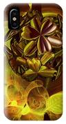 Coffee Siesta IPhone Case