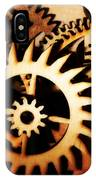 Cogwheel  IPhone Case
