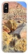 Cohab Rock Garden IPhone Case