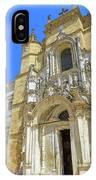 Coimbra Historic City IPhone Case