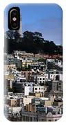 Coit Tower In San Francisco IPhone Case