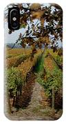 Colchagua Valley Vineyard IPhone Case
