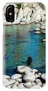 Cold Dive IPhone Case