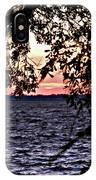 Cold Florida Sunset IPhone Case