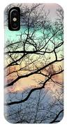 Cold Hearted Bliss IPhone Case