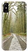 Cold Paths IPhone Case