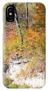 Coldwater Bluffs IPhone Case
