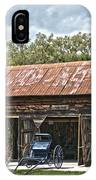 Coldwater Vintage Carriage House IPhone Case