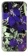 Collage By Mother Nature IPhone Case