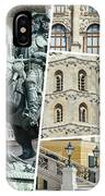 Collage Of Vienna IPhone Case