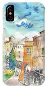 Colle D Val D Elsa In Italy 02 IPhone Case