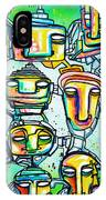 Collective Minds IPhone Case