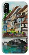 Colmar In Full Bloom IPhone Case