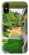 Colonial Domesticity IPhone Case