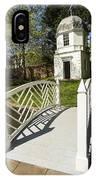 Colonial Garden IPhone Case