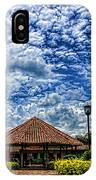 Colonial House IPhone Case