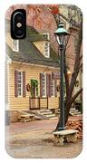 Colonial Morning IPhone Case