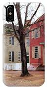 Colonial Shops IPhone Case