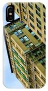 Color Buildings Architecture New York  IPhone Case