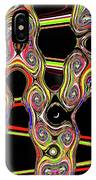 Color Circles Abstract IPhone Case