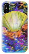 Color In Shell IPhone Case