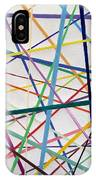 Color Lines Variety IPhone Case