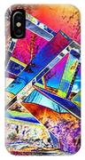 Color Me Abstract IPhone Case