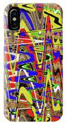 Color Mix Fun Abstract IPhone Case
