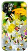 Color Of Nature IPhone Case