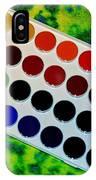 Color Palette IPhone Case