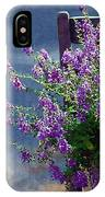 Color Purple IPhone Case