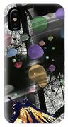 Color Reflections IPhone Case