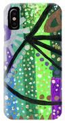 Color Rumble IPhone X Case
