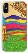 Colorful Fantasy Land IPhone Case