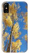 Colorado Aspen IPhone Case