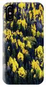 Colorado Autumn #5 IPhone Case