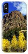 Colorado Butte IPhone Case