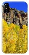 Colorado Fall 3 IPhone Case