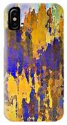 Colorado Fall IPhone Case by David Manlove