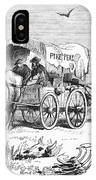 Colorado Gold Rush, 1859 IPhone Case