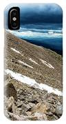 Colorado Mountain Goat IPhone Case