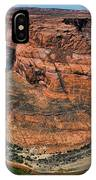 Colorado River Circles Horseshoe Bend Page Arizona Usa IPhone Case