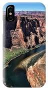 Colorado River Horseshoe Bend  IPhone Case