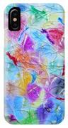 Colorama 3 IPhone Case
