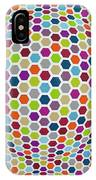 Colored Geometries IPhone Case
