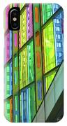 Colored Glass 1 IPhone Case