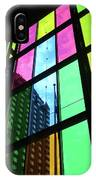 Colored Glass 3 IPhone Case